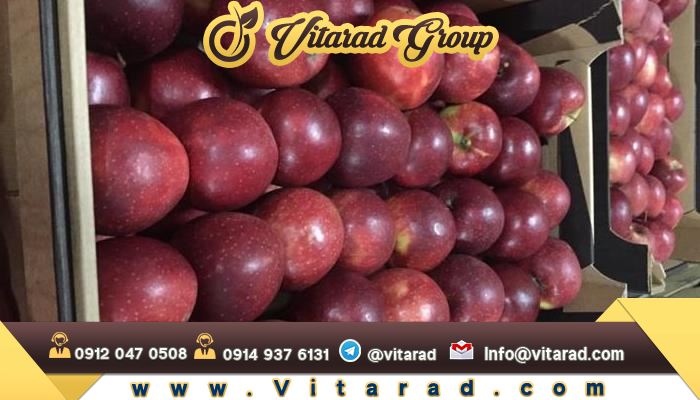 Iran is a main supplier of fresh apples